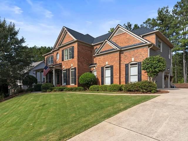 109 Ivy Hall Lane, Dallas, GA 30132 (MLS #6783918) :: Kennesaw Life Real Estate