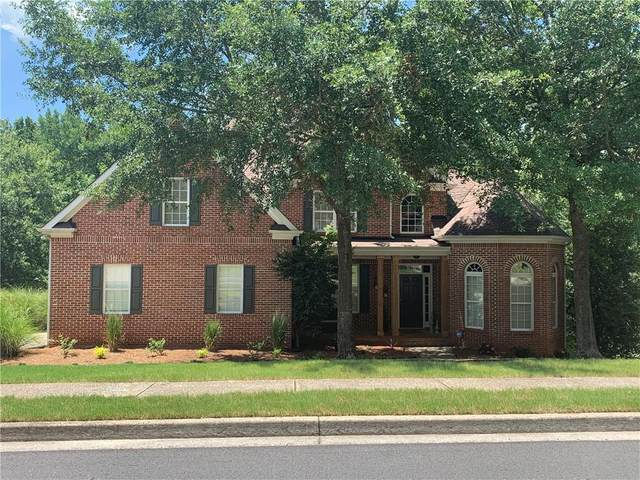 467 Waterford Drive, Cartersville, GA 30120 (MLS #6783934) :: The Cowan Connection Team
