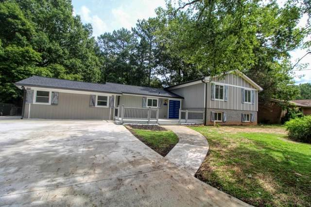 1145 Carlo Woods Drive SW, Atlanta, GA 30331 (MLS #6783936) :: The Heyl Group at Keller Williams