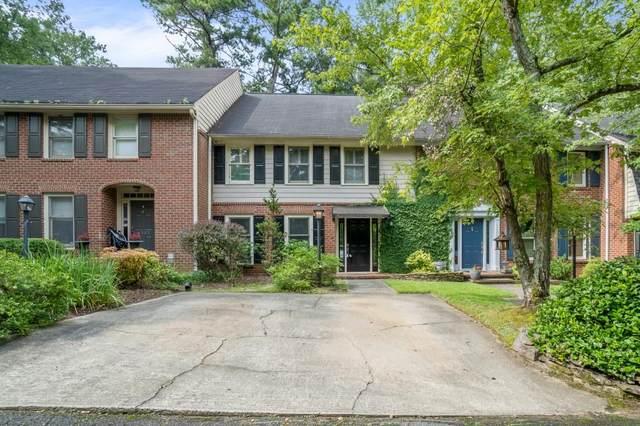 1331 E Rock Springs Road, Atlanta, GA 30306 (MLS #6783945) :: RE/MAX Paramount Properties