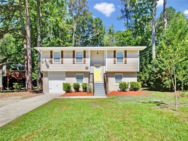 110 Rockfort Court, Atlanta, GA 30349 (MLS #6783953) :: The Heyl Group at Keller Williams