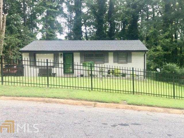 390 SW Dollar Mill Road SW, Atlanta, GA 30331 (MLS #6783959) :: The Heyl Group at Keller Williams