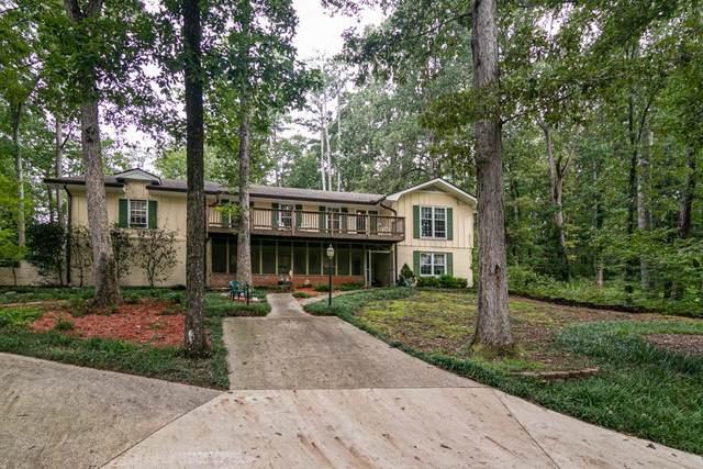2218 Deer Ridge Drive, Stone Mountain, GA 30087 (MLS #6783980) :: RE/MAX Prestige