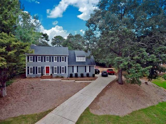 206 Comstock Court, Lawrenceville, GA 30044 (MLS #6784012) :: The Heyl Group at Keller Williams