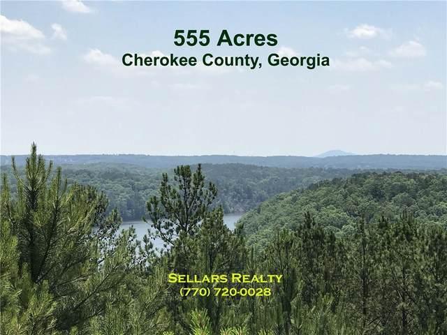 000 Knox Bridge Highway, Canton, GA 30114 (MLS #6784022) :: Todd Lemoine Team