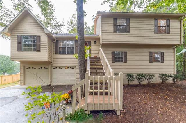 1501 Old John Ward Road SW, Marietta, GA 30064 (MLS #6784038) :: Vicki Dyer Real Estate
