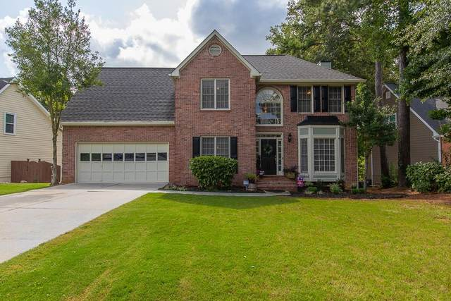 121 Shyrewood Drive, Lawrenceville, GA 30043 (MLS #6784043) :: North Atlanta Home Team