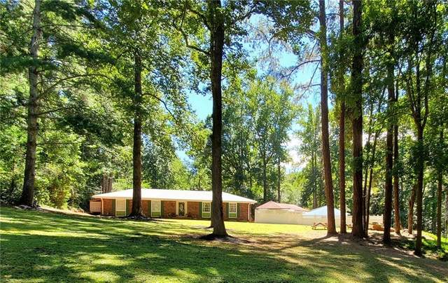 393 Little Avenue, Jasper, GA 30143 (MLS #6784053) :: Path & Post Real Estate