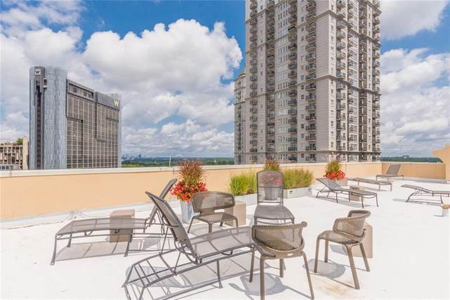 1101 Juniper Street NE #1119, Atlanta, GA 30309 (MLS #6784058) :: The Zac Team @ RE/MAX Metro Atlanta