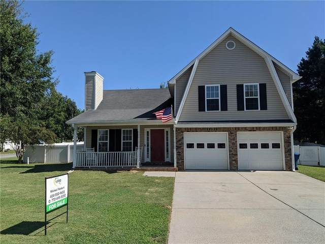 26 Dewey Drive, Adairsville, GA 30103 (MLS #6784092) :: The Heyl Group at Keller Williams