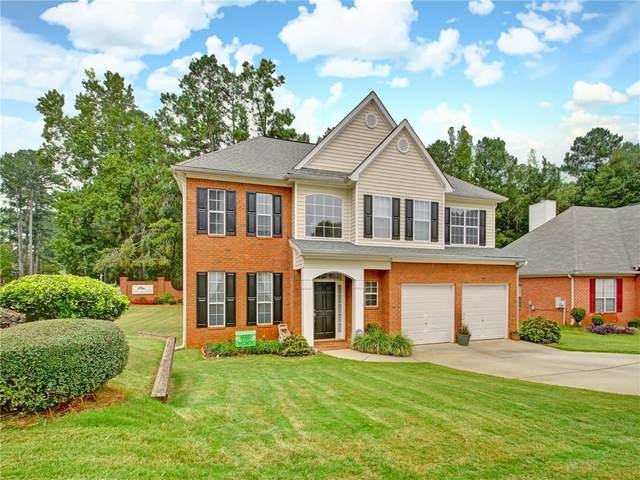 100 Mcintosh Place Drive, Fayetteville, GA 30214 (MLS #6784126) :: North Atlanta Home Team