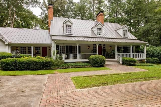 1601 Silver Hill Road, Smoke Rise, GA 30087 (MLS #6784138) :: North Atlanta Home Team