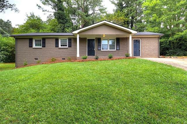 613 Rail Splitter Drive NE, Kennesaw, GA 30144 (MLS #6784150) :: North Atlanta Home Team