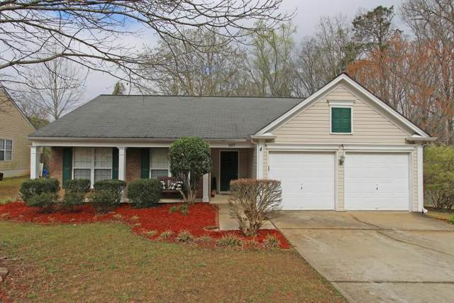 107 Park Forest Drive, Kennesaw, GA 30144 (MLS #6784208) :: Kennesaw Life Real Estate