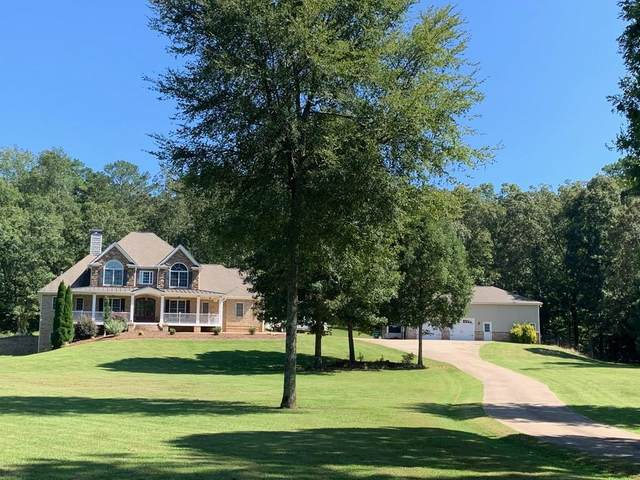 498 Cass Pine Log Road NE, White, GA 30184 (MLS #6784228) :: The Heyl Group at Keller Williams