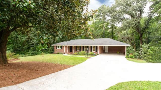 2597 Lenora Church Road, Snellville, GA 30078 (MLS #6784233) :: Tonda Booker Real Estate Sales