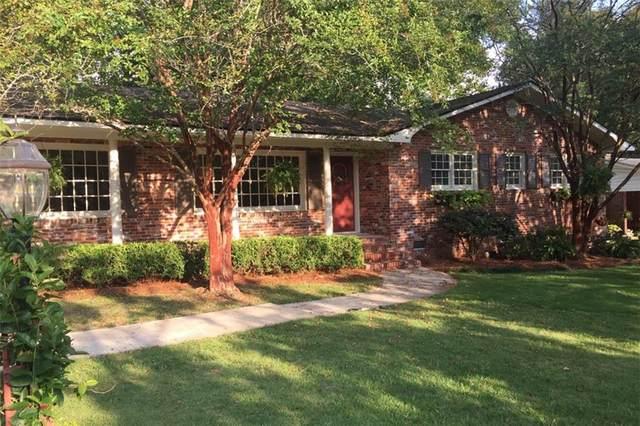 2709 Berkley Drive, Valdosta, GA 31602 (MLS #6784253) :: Tonda Booker Real Estate Sales