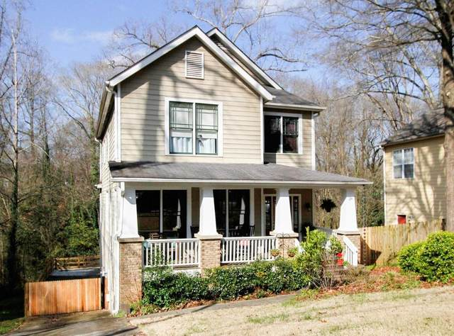 28 Lakeview Drive NE, Atlanta, GA 30317 (MLS #6784261) :: The Butler/Swayne Team