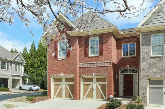 5210 Venetian Lane, Alpharetta, GA 30022 (MLS #6784262) :: Scott Fine Homes at Keller Williams First Atlanta