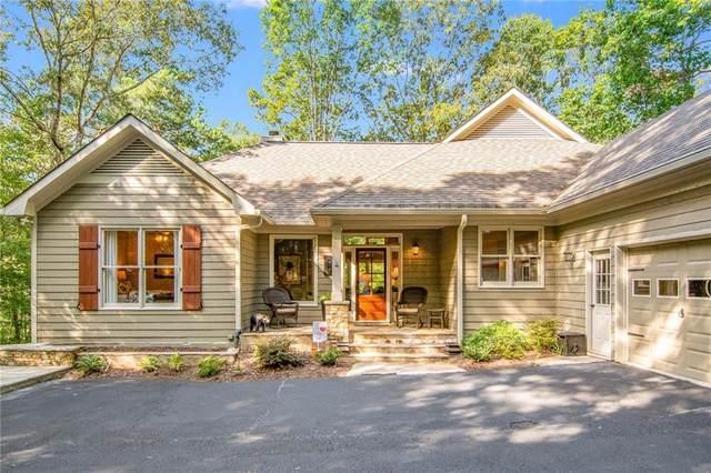 670 Wedgewood Drive, Big Canoe, GA 30143 (MLS #6784288) :: Path & Post Real Estate