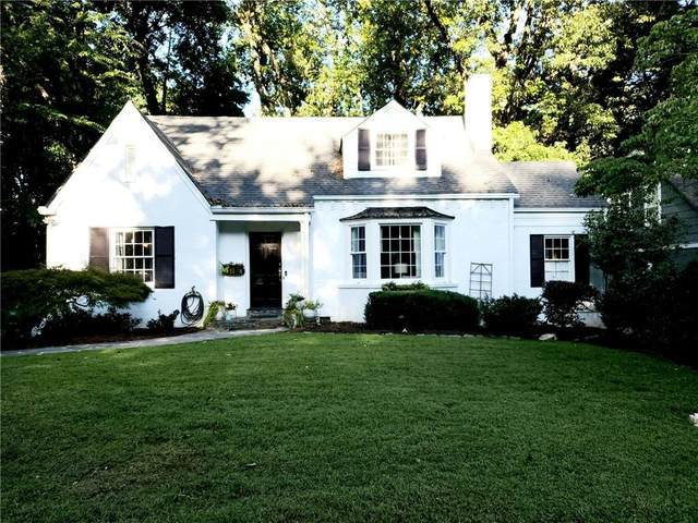 3103 Dale Drive NE, Atlanta, GA 30305 (MLS #6784307) :: The Butler/Swayne Team