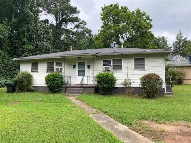 2967 Jones Street, Atlanta, GA 30344 (MLS #6784310) :: Path & Post Real Estate