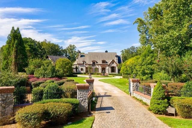 515 Tullamore Way, Alpharetta, GA 30004 (MLS #6784331) :: Scott Fine Homes at Keller Williams First Atlanta
