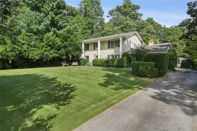 745 Glenairy Drive, Sandy Springs, GA 30328 (MLS #6784348) :: The Residence Experts
