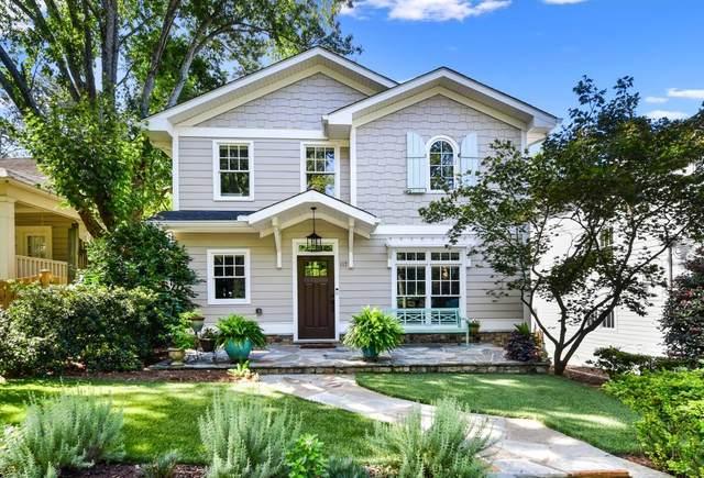 117 Terrace Drive NE, Atlanta, GA 30305 (MLS #6784390) :: RE/MAX Paramount Properties