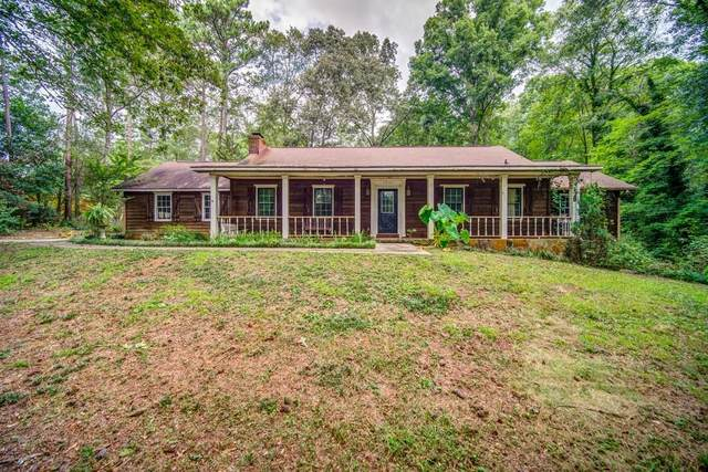 1661 Holmes Drive SW, Conyers, GA 30094 (MLS #6784393) :: The Heyl Group at Keller Williams