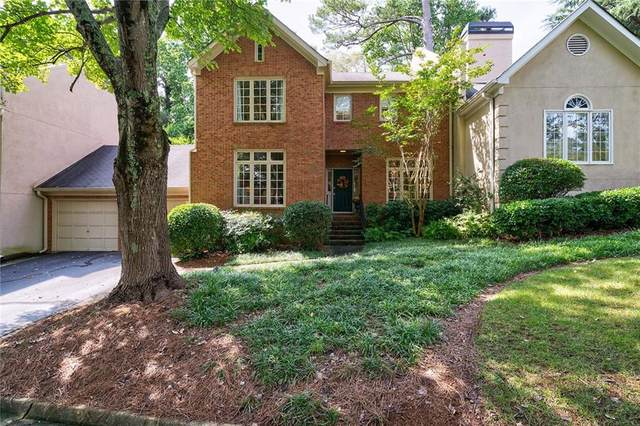 21 Paces West Drive NW, Atlanta, GA 30327 (MLS #6784399) :: Dillard and Company Realty Group