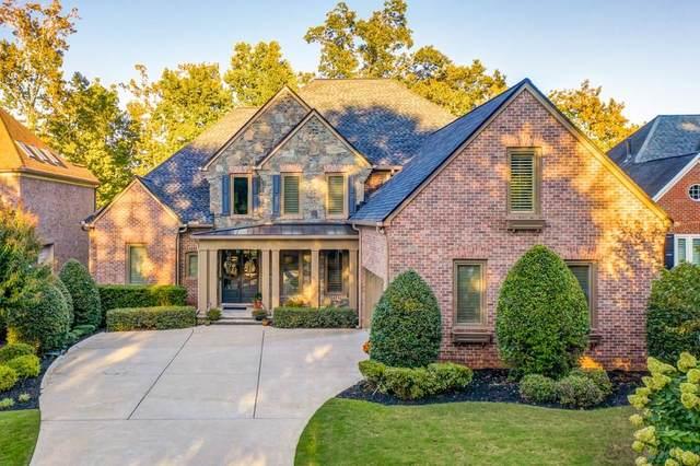 121 Ridgemoor Trace, Canton, GA 30115 (MLS #6784430) :: North Atlanta Home Team
