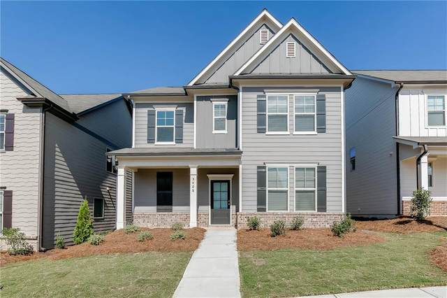 5545 Shallow Branch Drive, Flowery Branch, GA 30542 (MLS #6784452) :: The Cowan Connection Team