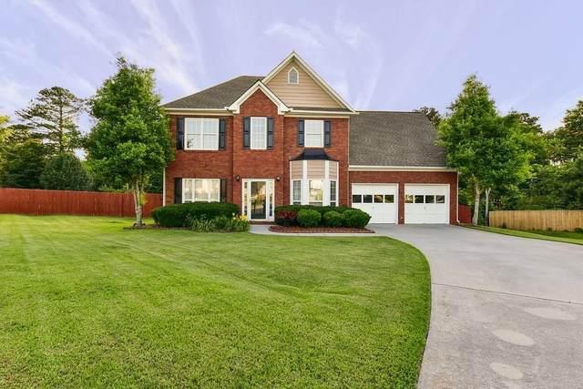 5338 Sorrells Lane, Powder Springs, GA 30127 (MLS #6784454) :: North Atlanta Home Team