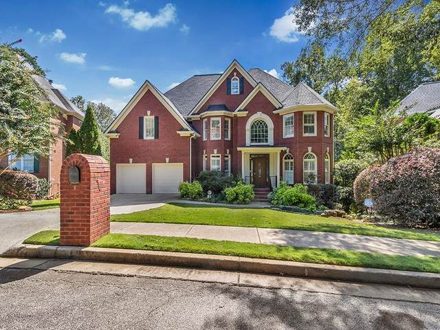 419 Mill Creek Bend NE, Atlanta, GA 30307 (MLS #6784476) :: The Butler/Swayne Team
