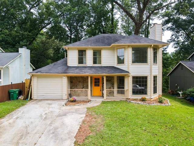 1039 Mainstreet Lake Drive, Stone Mountain, GA 30088 (MLS #6784487) :: North Atlanta Home Team