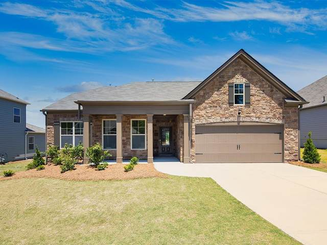 357 Cherokee Drive, Waleska, GA 30183 (MLS #6784494) :: Path & Post Real Estate
