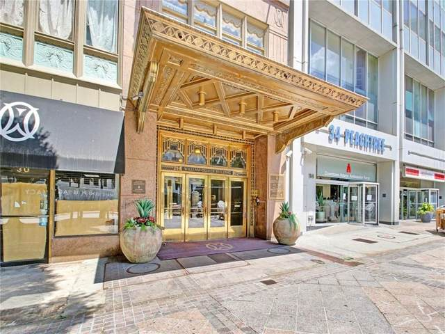 32 Peachtree Street NW #1001, Atlanta, GA 30303 (MLS #6784497) :: North Atlanta Home Team