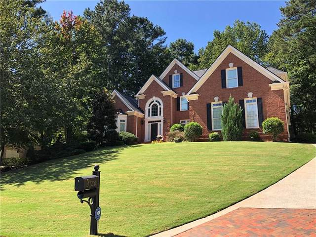 3760 Newport Bay Drive, Alpharetta, GA 30005 (MLS #6784506) :: North Atlanta Home Team