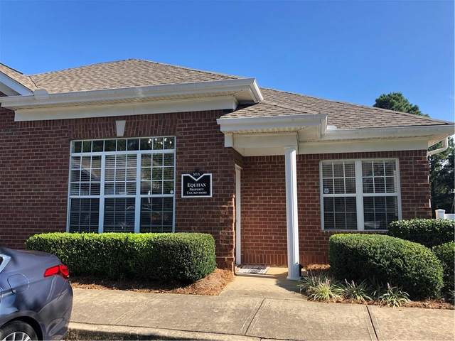 3880 Rogers Bridge Road 301A, Duluth, GA 30097 (MLS #6784507) :: The Zac Team @ RE/MAX Metro Atlanta