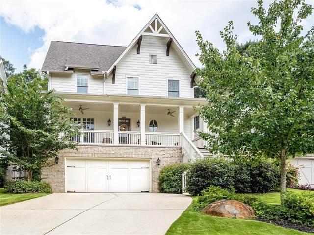 273 Hampton Terrace NE, Atlanta, GA 30307 (MLS #6784542) :: Good Living Real Estate