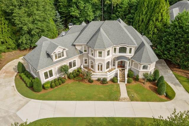 1004 Tullamore Place, Alpharetta, GA 30022 (MLS #6784544) :: North Atlanta Home Team