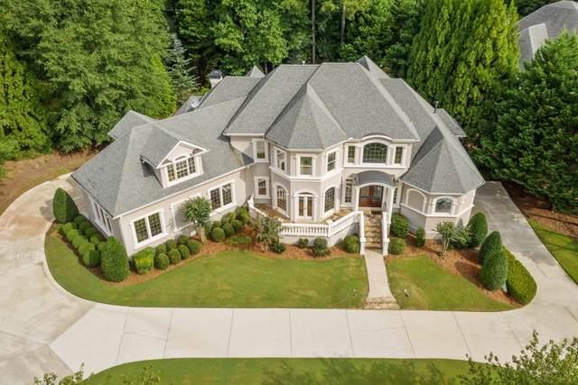 1004 Tullamore Place, Alpharetta, GA 30022 (MLS #6784544) :: Keller Williams Realty Cityside