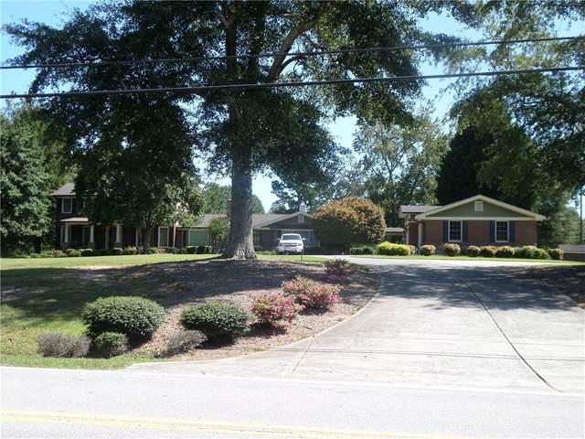 4255 Ridge Road, Buford, GA 30519 (MLS #6784559) :: The Heyl Group at Keller Williams