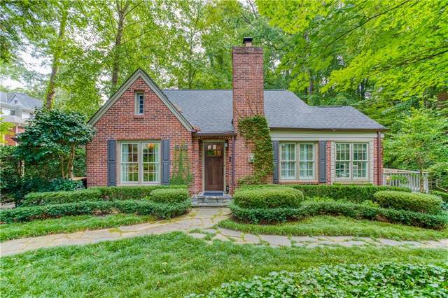663 Amsterdam Avenue NE, Atlanta, GA 30306 (MLS #6784569) :: The Butler/Swayne Team