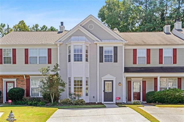 1849 Stancrest Trace NW, Kennesaw, GA 30152 (MLS #6784599) :: RE/MAX Paramount Properties