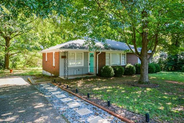 2187 Old Spring Road SE, Smyrna, GA 30080 (MLS #6784612) :: North Atlanta Home Team