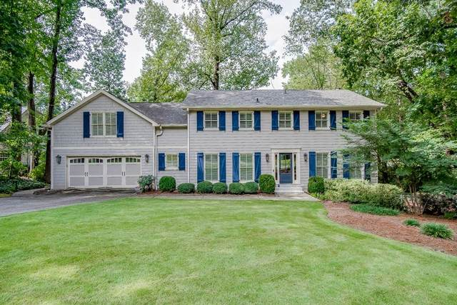 1245 Ragley Hall Road NE, Brookhaven, GA 30319 (MLS #6784632) :: The Cowan Connection Team