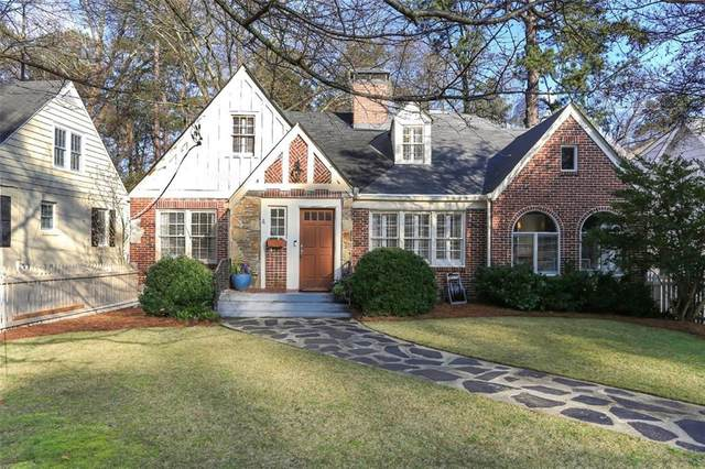 672 E Paces Ferry Road NE, Atlanta, GA 30305 (MLS #6784639) :: The Butler/Swayne Team