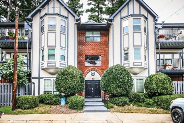 6851 Roswell Road C-5, Atlanta, GA 30328 (MLS #6784657) :: RE/MAX Paramount Properties